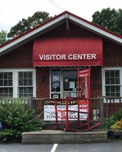 Black Mountain, NC Visitor Center