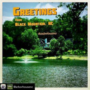Greetings - Black Mountain, NC
